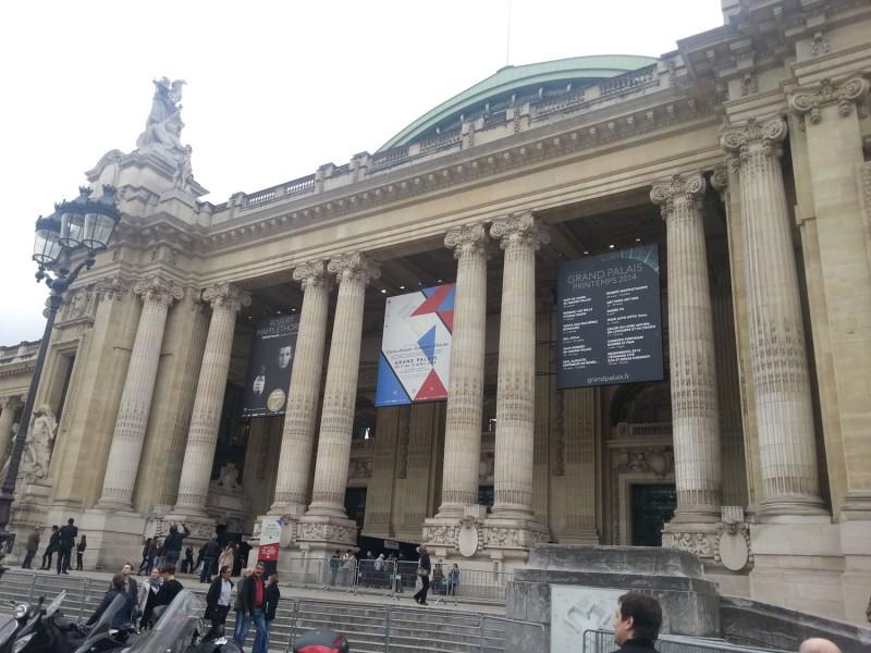 パリ古書展画像1