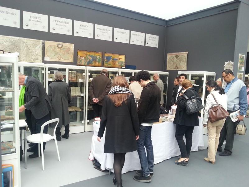 パリ古書展画像2